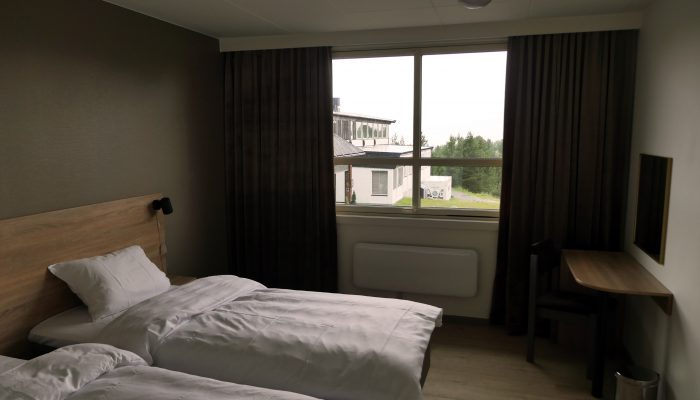 Double or Twin Room with View at Rondeslottet Hotell