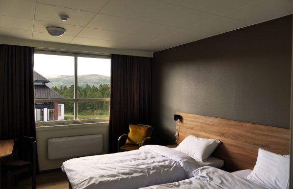 Small Double or Twin Room at Rondeslottet Hotel