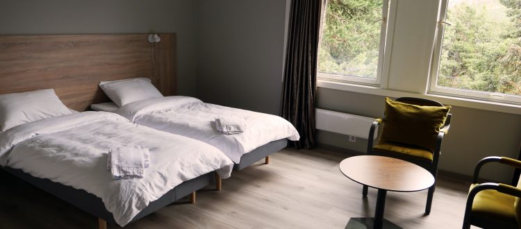 Large Double or Twin Room at Rondeslottet Hotel